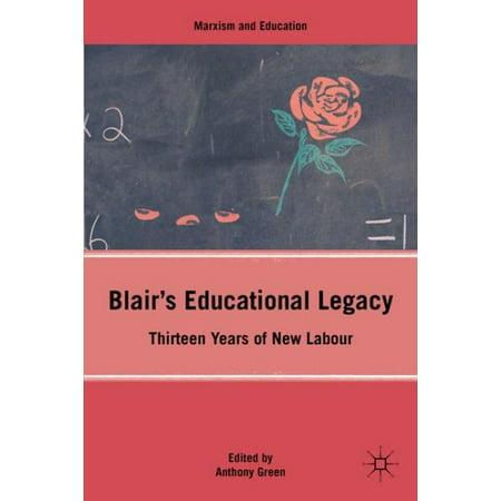 Blairs Educational Legacy