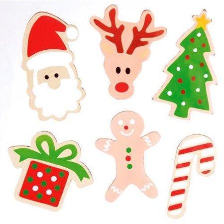 GelGems Funky Cookies for Santa, Christmas Decor by Design Ideas
