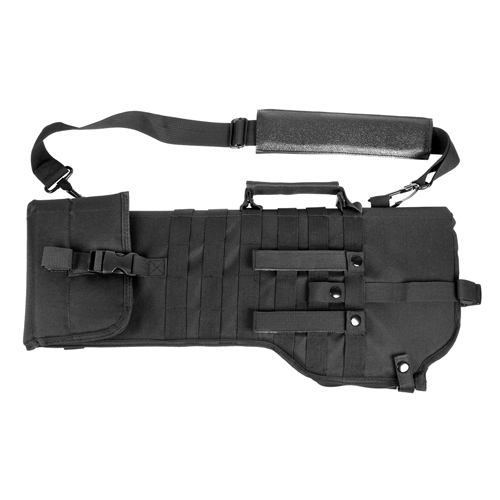 Tactical Rifle Scabbard/Black