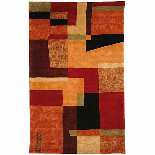 Safavieh Rodeo Drive Lewis Hand-Tufted Wool Area Rug, Multi