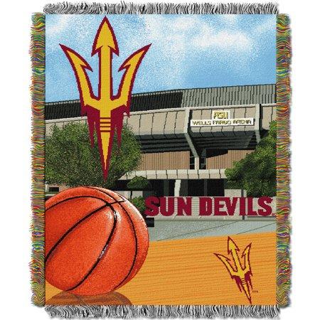 Arizona State University Throw (Arizona State Sun Devils The Northwest Company 48'' x 60'' Home Advantage Woven Throw - No Size)