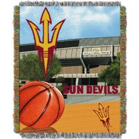 Arizona State Sun Devils The Northwest Company 48'' x 60'' Home Advantage Woven Throw - No Size