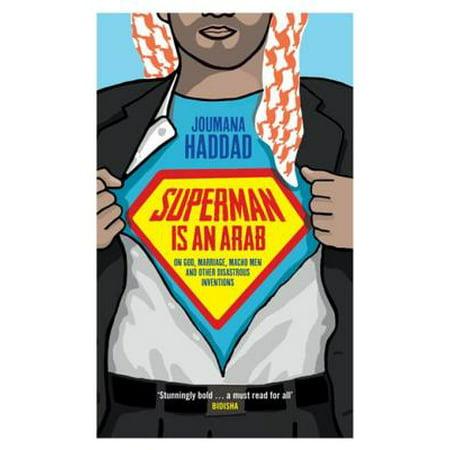 Superman is an Arab - eBook - Adult Arab
