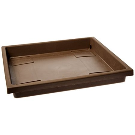 Replacement 15.5 Inch Accent Planter Tray Great for Decks Walkways and Porches