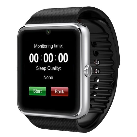 T6 Bluetooth Smart Watch Wrist Watch with Camera For Android IOS Smart  Phone Samsung S5 / Note 2 / 3 / 4, Nexus 6, HTC, Sony, Huawei and Other  Android