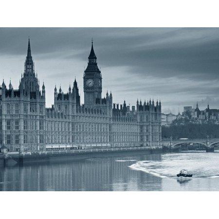 Houses of Parliament, London, England Print Wall Art By Doug Pearson