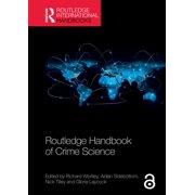 Routledge Handbook of Crime Science - eBook