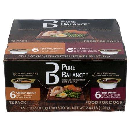 Walmart Pure Balance Canned Dog Food