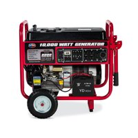 Deals on All Power 10000 Watt Gas Portable Generator APGG10000