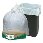 Earthsense Commercial Recycled Tall Kitchen Bags, 13-16 Gallon, 150 Count