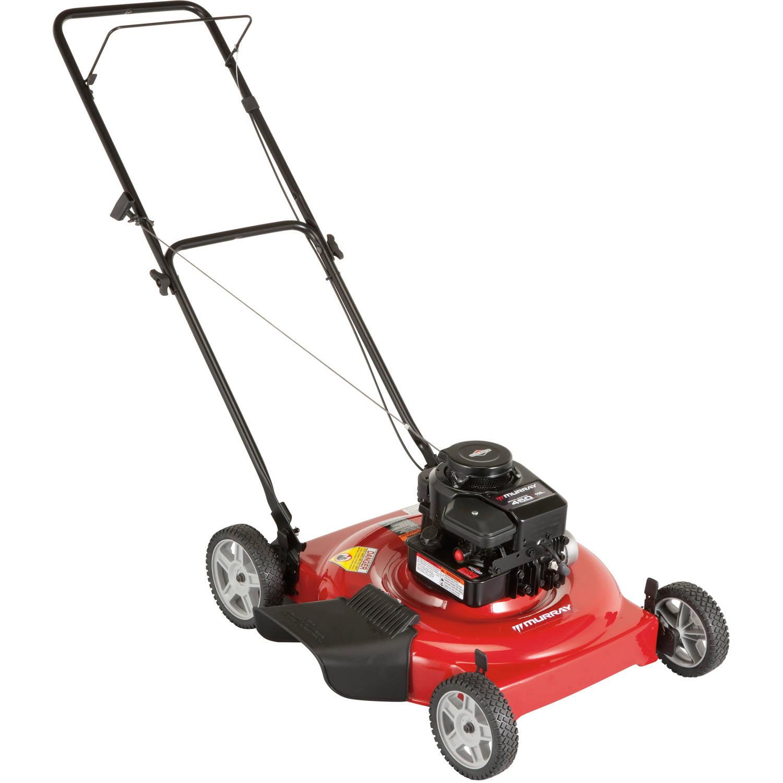 Murray 22 Side Discharge Push Lawn Mower Walmart Com