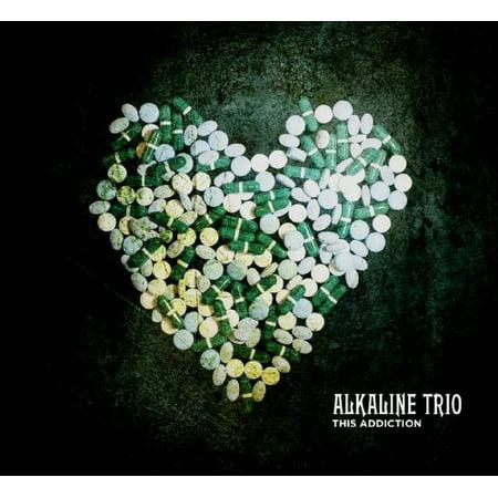 Alkaline Trio - This Addiction - Vinyl Alkaline Trio Merchandise