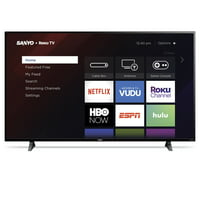 "Sanyo 65"" Class 4K Ultra HD (2160p) HDR Roku Smart TV (FW65R70F)"