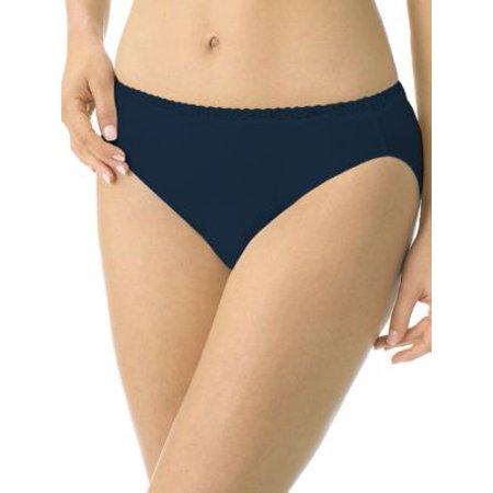 eef5ee882dd5 Jockey - No Panty Line Promise Tactel Lace Bikini - Walmart.com