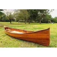 Real canoe 16