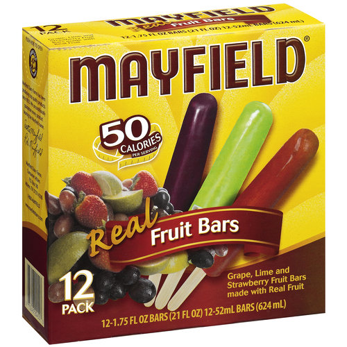 Mayfield Real Fruit Bars