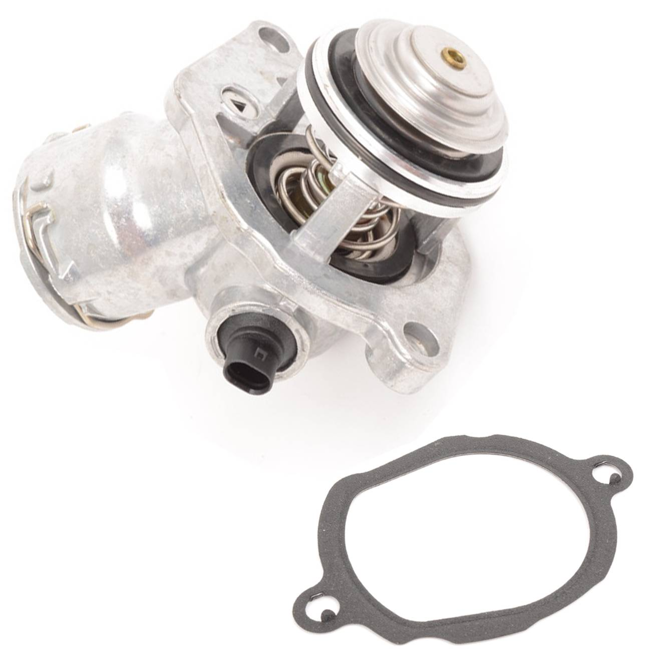 TOPAZ 2722000115 Engine Coolant Thermostat Assembly for Mercedes C300 C350 E350 ML350