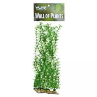 Yup Aquarium Decor Wall of Plants - Microphilia 1 Pack (5L x 2W x 14H)