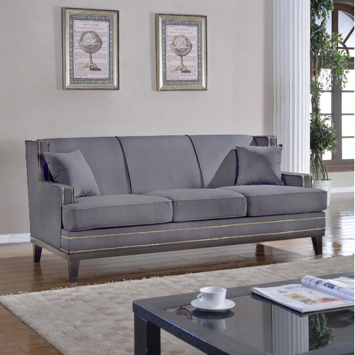 Madison Home USA Modern Sofa