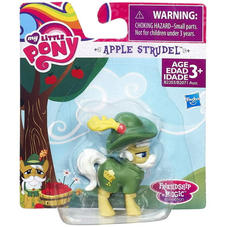 My Little Pony Friendship is Magic Collection Apple Strudel