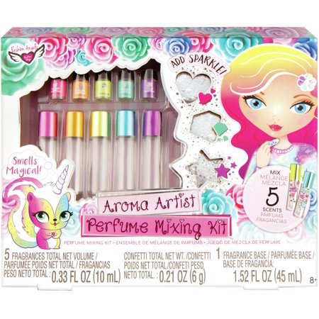 Fashion Angels Aroma DIY Artist Kit: Create Your Own Perfumes and Scents ()