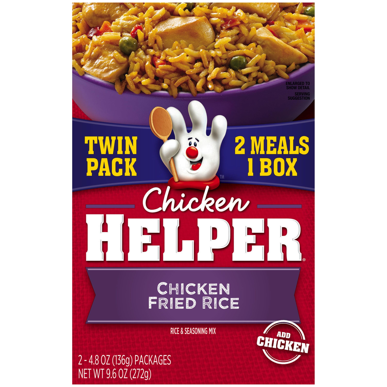Betty Crocker® Chicken Fried Rice Chicken Helper® 9.6 oz. Box