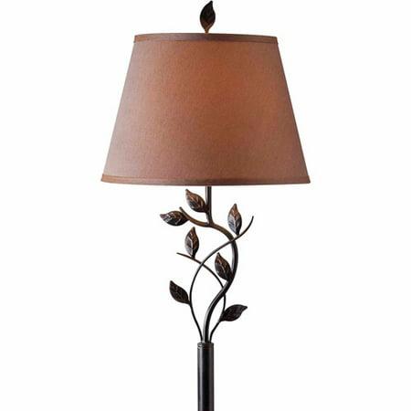 Kenroy Home Ashlen Floor Lamp, Oil Rubbed Bronze