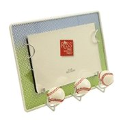 Sports Page Novelty  - 4 x 6  Baseball Picture Frame