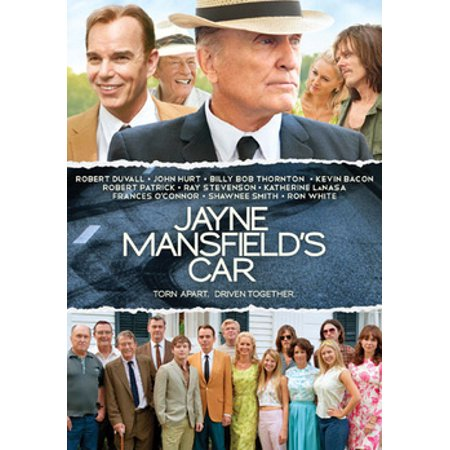 Jayne Mansfield's Car (DVD) (Jayne Mansfield As The Clouds Drift By)