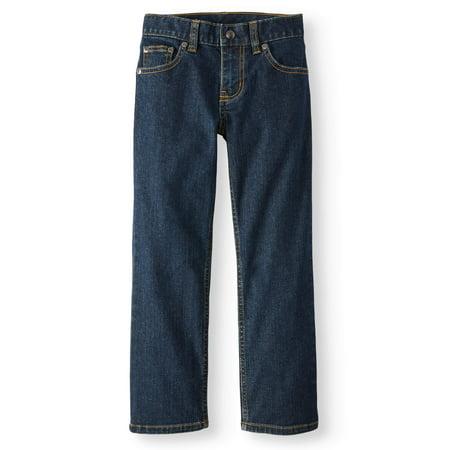 Wonder Nation Relaxed Denim Jeans (Little Boys, Big Boys, & Husky)