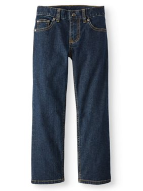 Wonder Nation Relaxed Denim Jeans (Little Boys, Big Boys, & Husky)