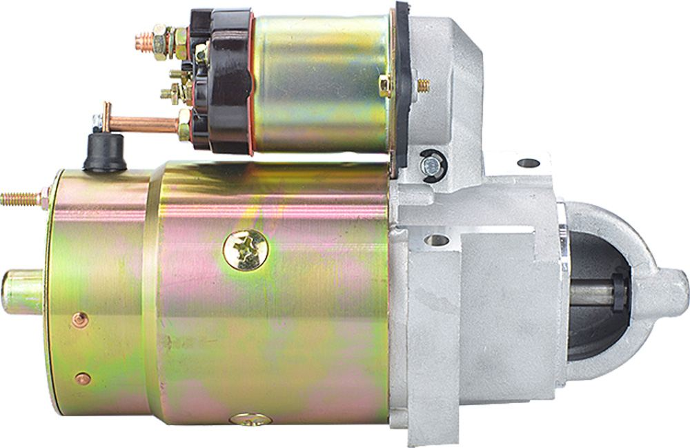 New Starter For 1970-94 GM Cars 10MT Series DD; CW; 12-Volt; 9-Tooth; 1108427