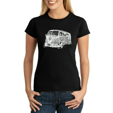Juniors' THE 70'S Word Art Graphic Tee](Clothes From The 70s)