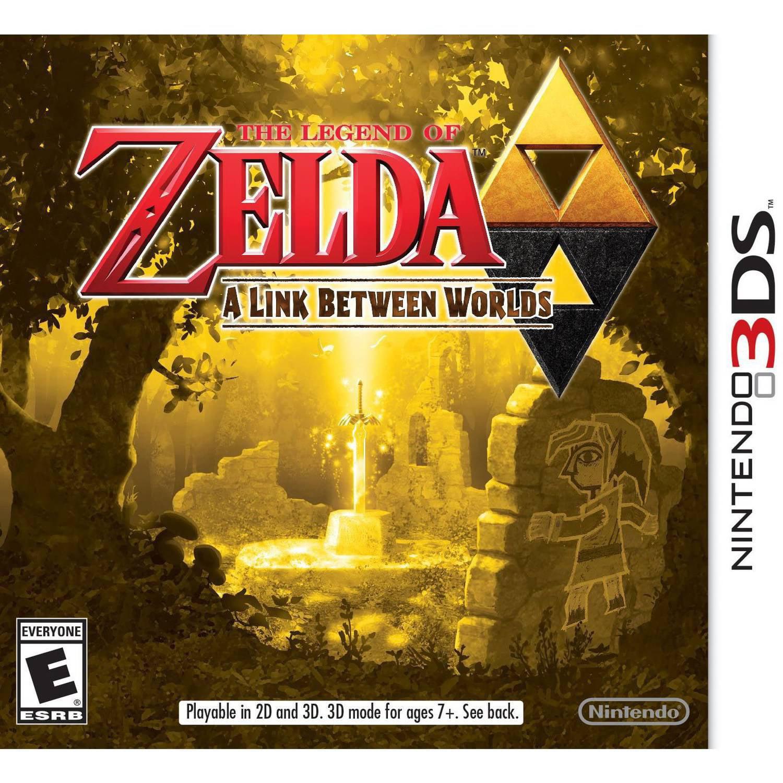 Legend Zelda Link Btwn Wor (Nintendo 3DS) - Pre-Owned