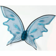 Hot Color Butterfly Wings - Blue