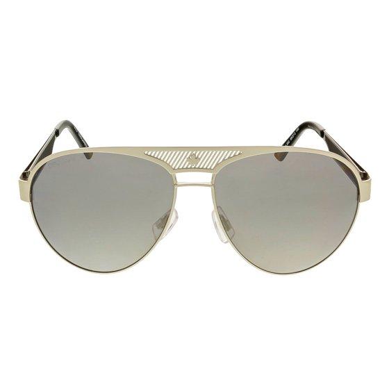 7450cd58b7 Dsquared - Dsquared DQ0138 S 20C Silver Aviator Sunglasses - Walmart.com