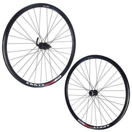 Stars Circle Shimano Deore M615 10 Speed MTB Wheelset