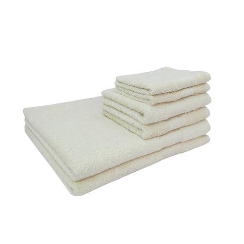 1888 Mills Modal 6 Piece Towel Set Walmart Com