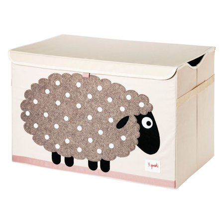 3 Sprouts Toy Chest - Sheep Century Archival Box