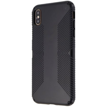 Speck Presidio Grip Series Case for Apple iPhone XS Max - Black - image 1 of 1
