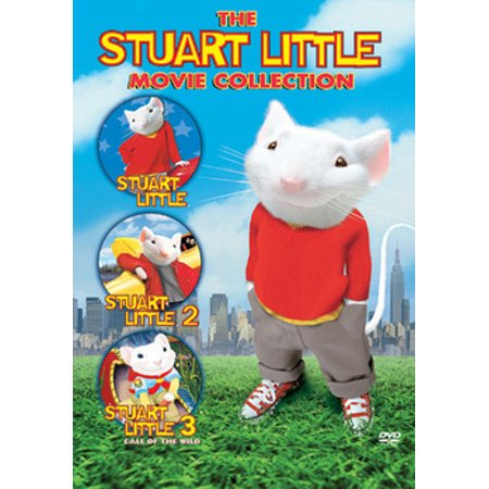 The Stuart Little Movie Collection (DVD) - The 300 Movie