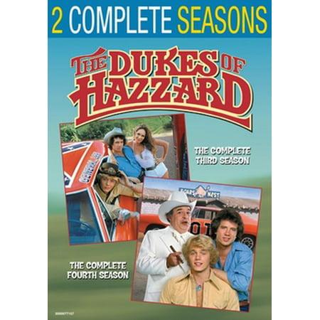 The Dukes of Hazzard: Complete Seasons 3 & 4 - Dukes Of Hazzard Outfits