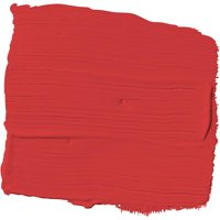 Red Geranium, Red, Magenta & Pink, Paint and Primer, Glidden High Endurance Plus Interior