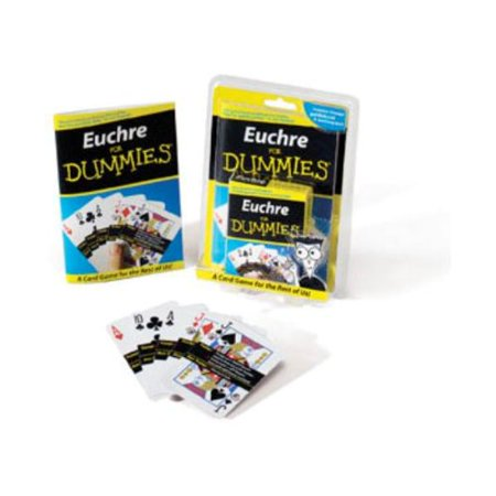 Euchre For Dummies Card Game  Fundex Euchre For Dummies Card Game By Fundex Ship From Us
