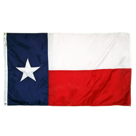 Texas flag 2 x 3 feet nylon - Texas Falg