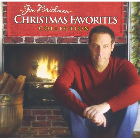JIM BRICKMAN CHristmas Favorites collection, By JIM BRICKMAN Artist Format Audio (Destiny Jim Brickman)