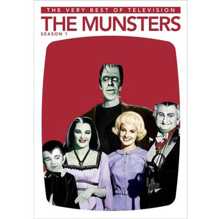The Munsters: Season One (Full Frame)