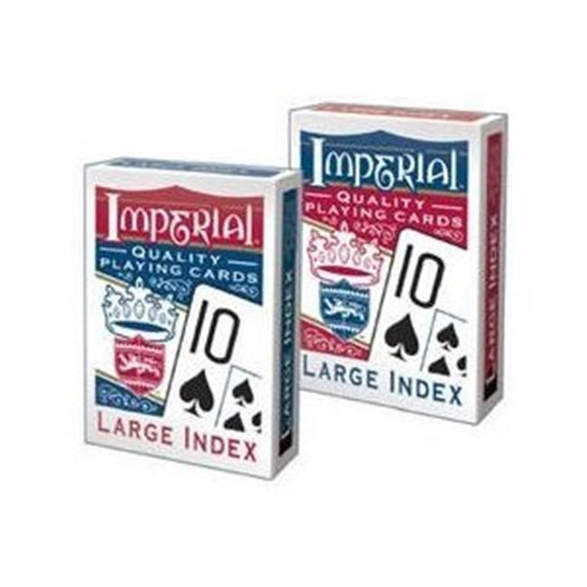 Patch 1451 Imperial Large Index Playing Cards
