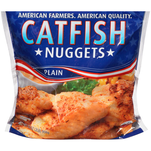 Catfish Nuggets, 2 Lbs