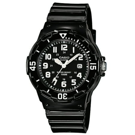 Women's Diver Watch, Black - Florida Driver